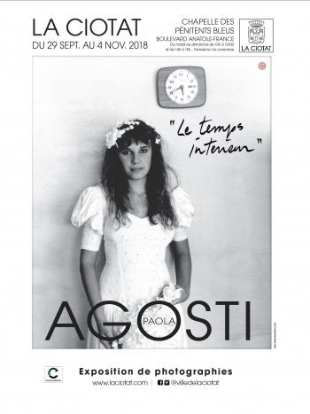 Exposition photographique : Le temps intérieur de Paola Agosti