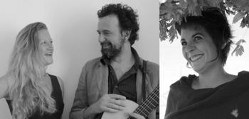 Polyphonies Paysannes du Nord au Sud D'Italie avec le trio Curmaia