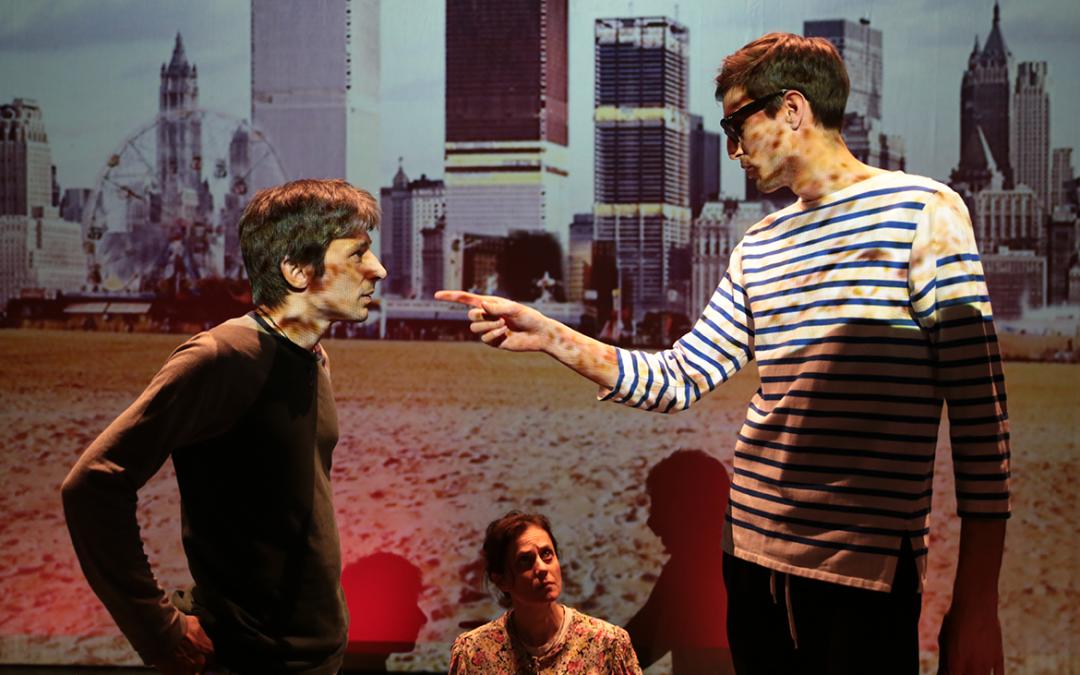 Théâtre La Criée, La ballata di Johnny e Gill