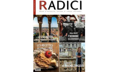 Radici, revue d'actualité, langue et culture italiennes