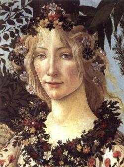 Sandro Botticelli, La musique des lignes, une conférence de F. Martin