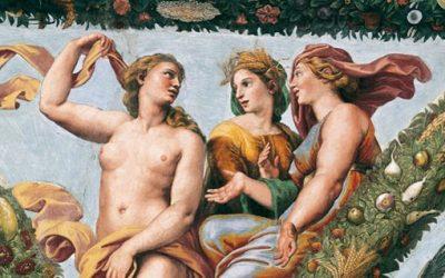 Conférence de François Martin : Les fresques de Raphaël