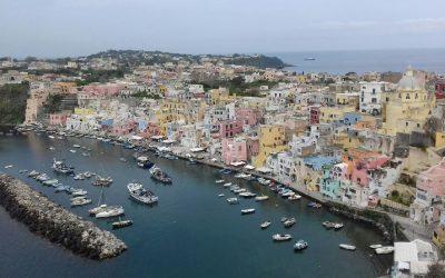 Voyages à Naples et Campanie Avril 2018