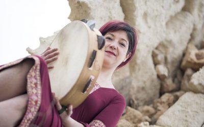 Concert de Maria Mazzotta, chant, et Bruno Galeone, accordéon.