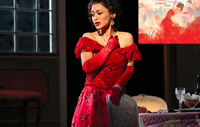 Atelier culturel : La traviata de Giuseppe Verdi